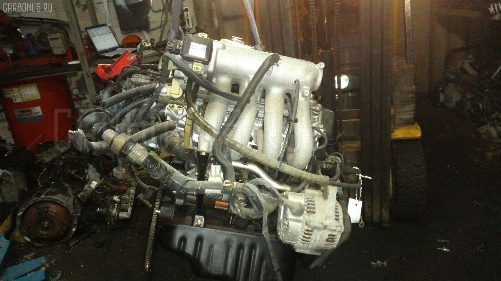 Двигатель TOYOTA SPRINTER EE111 4E-FE Фото 4