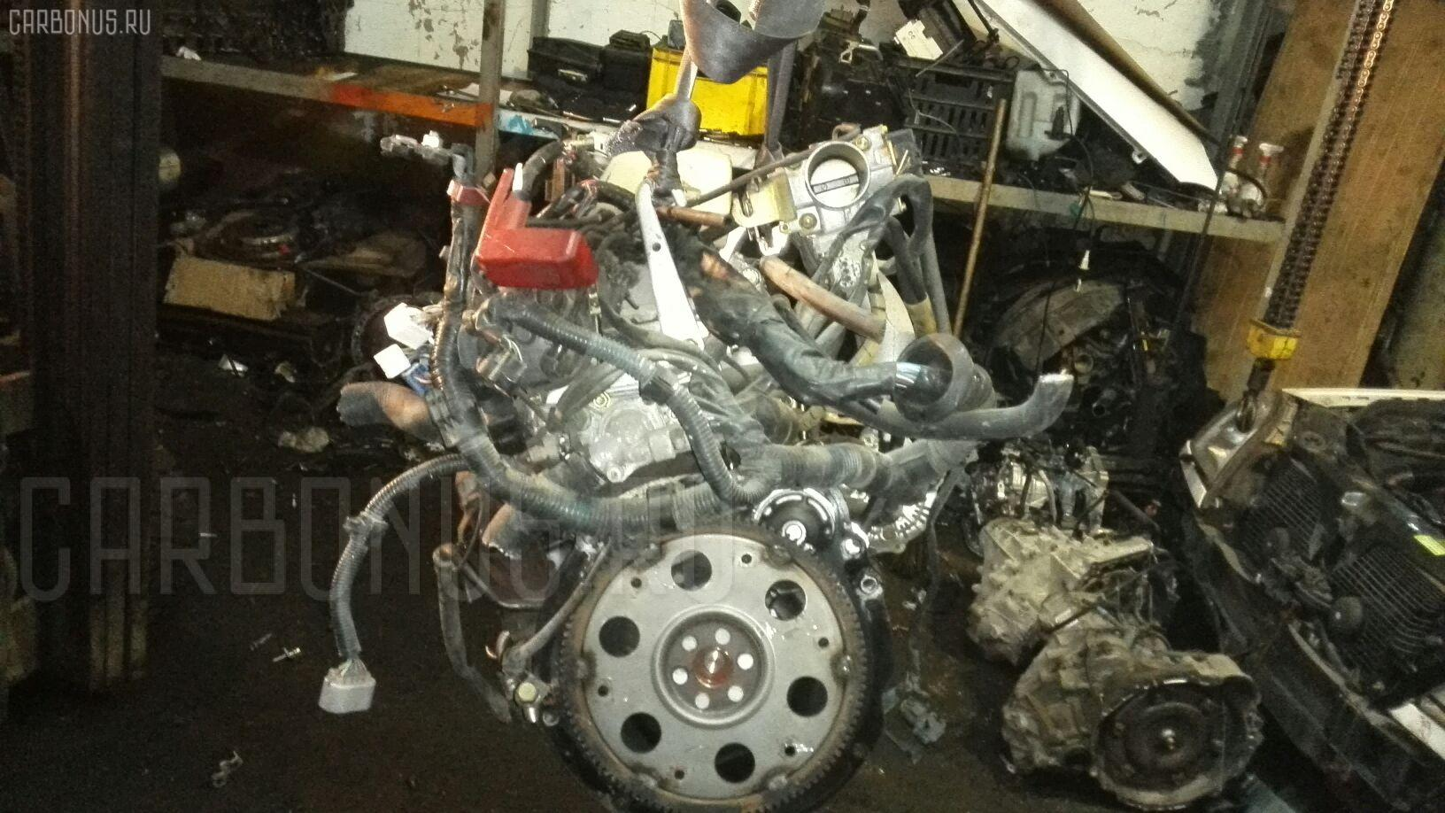Двигатель TOYOTA SPRINTER EE111 4E-FE Фото 3