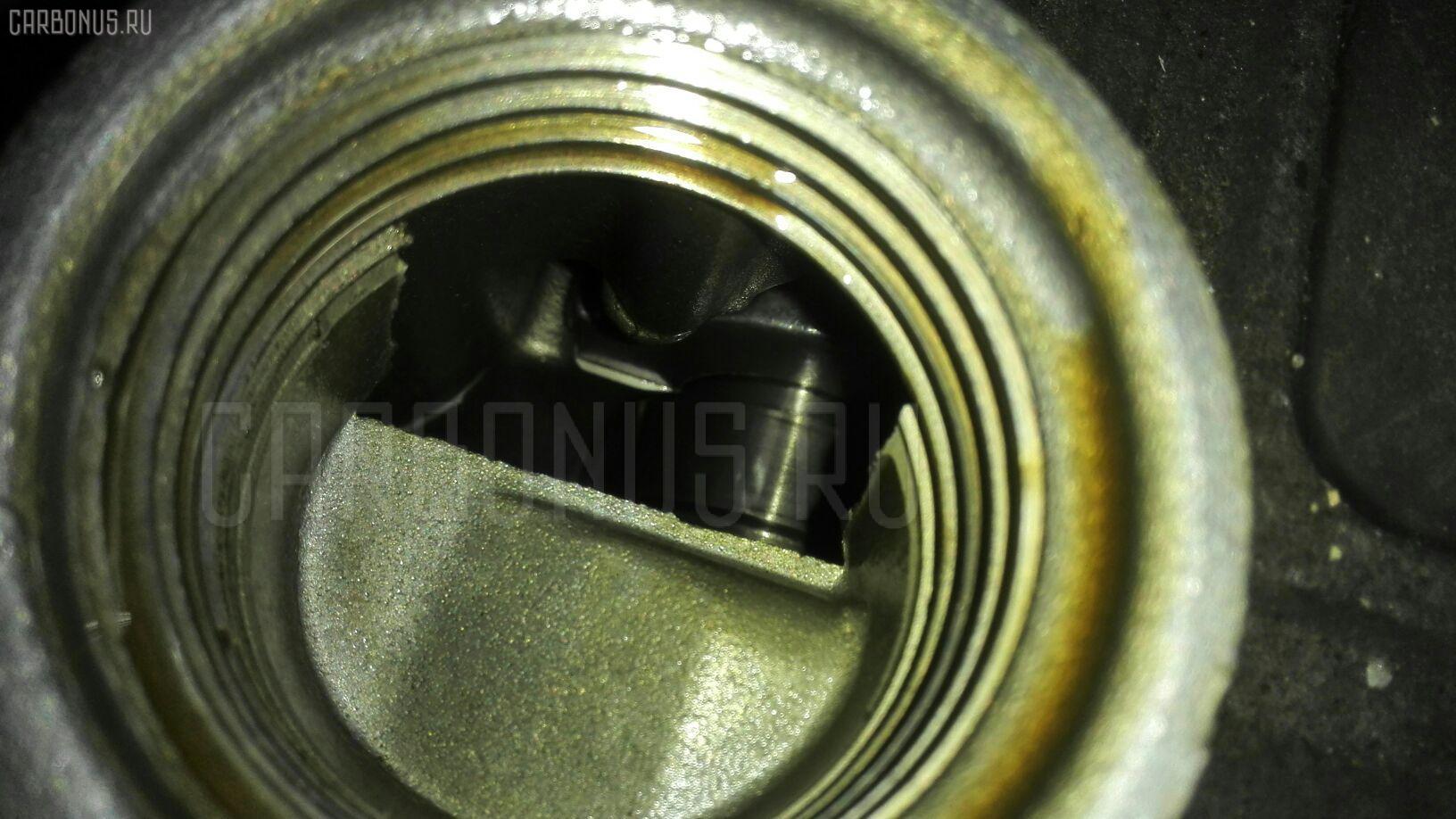 Двигатель TOYOTA SPRINTER EE111 4E-FE Фото 1
