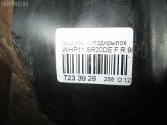 Подкрылок Nissan Primera camino wagon WHP11 SR20DE Фото 2