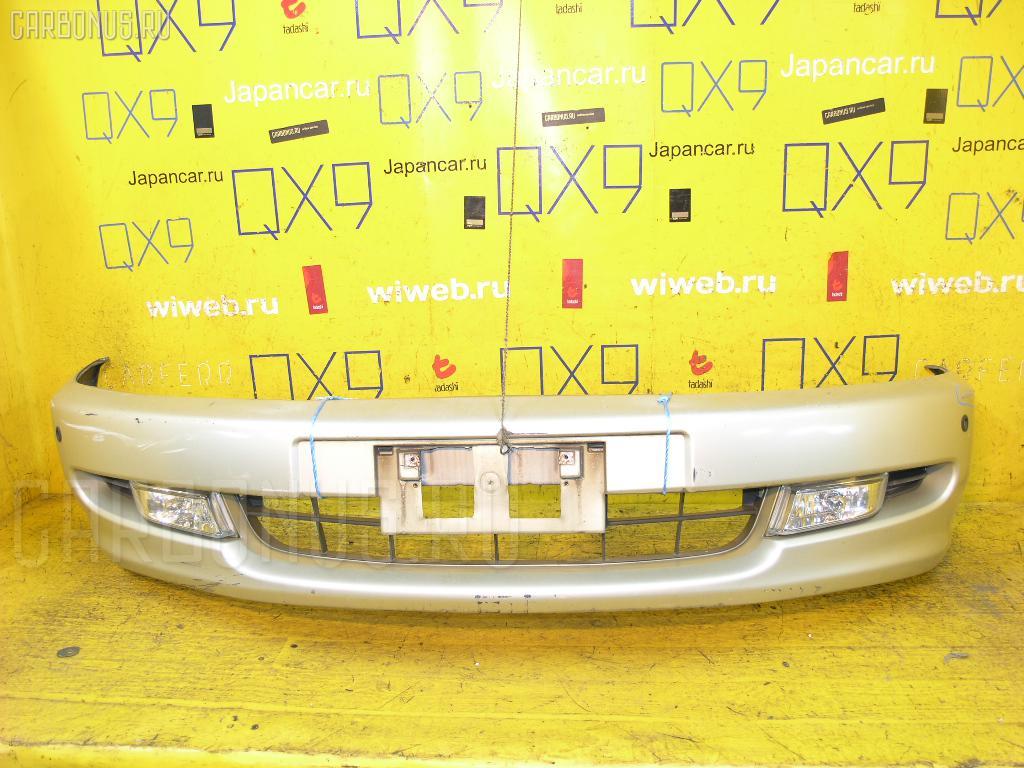 Бампер TOYOTA IPSUM SXM10G. Фото 4