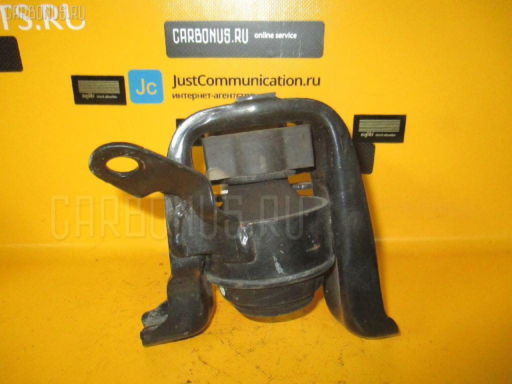 Подушка двигателя TOYOTA WISH ZNE10G 1ZZ-FE. Фото 6