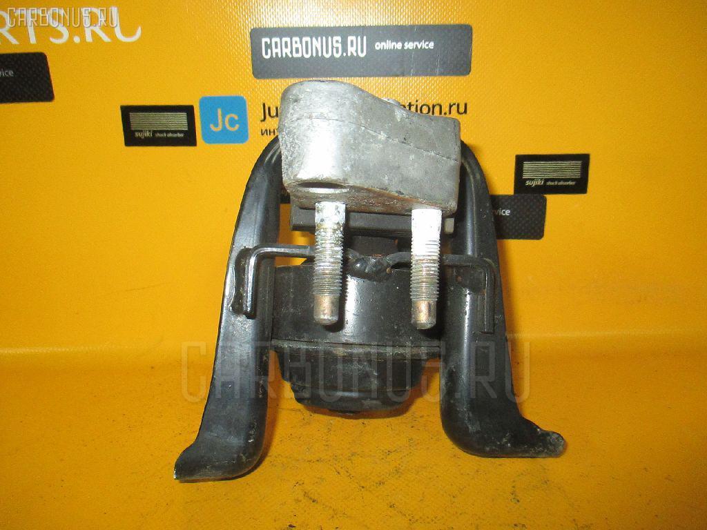 Подушка двигателя TOYOTA WISH ZNE10G 1ZZ-FE. Фото 7
