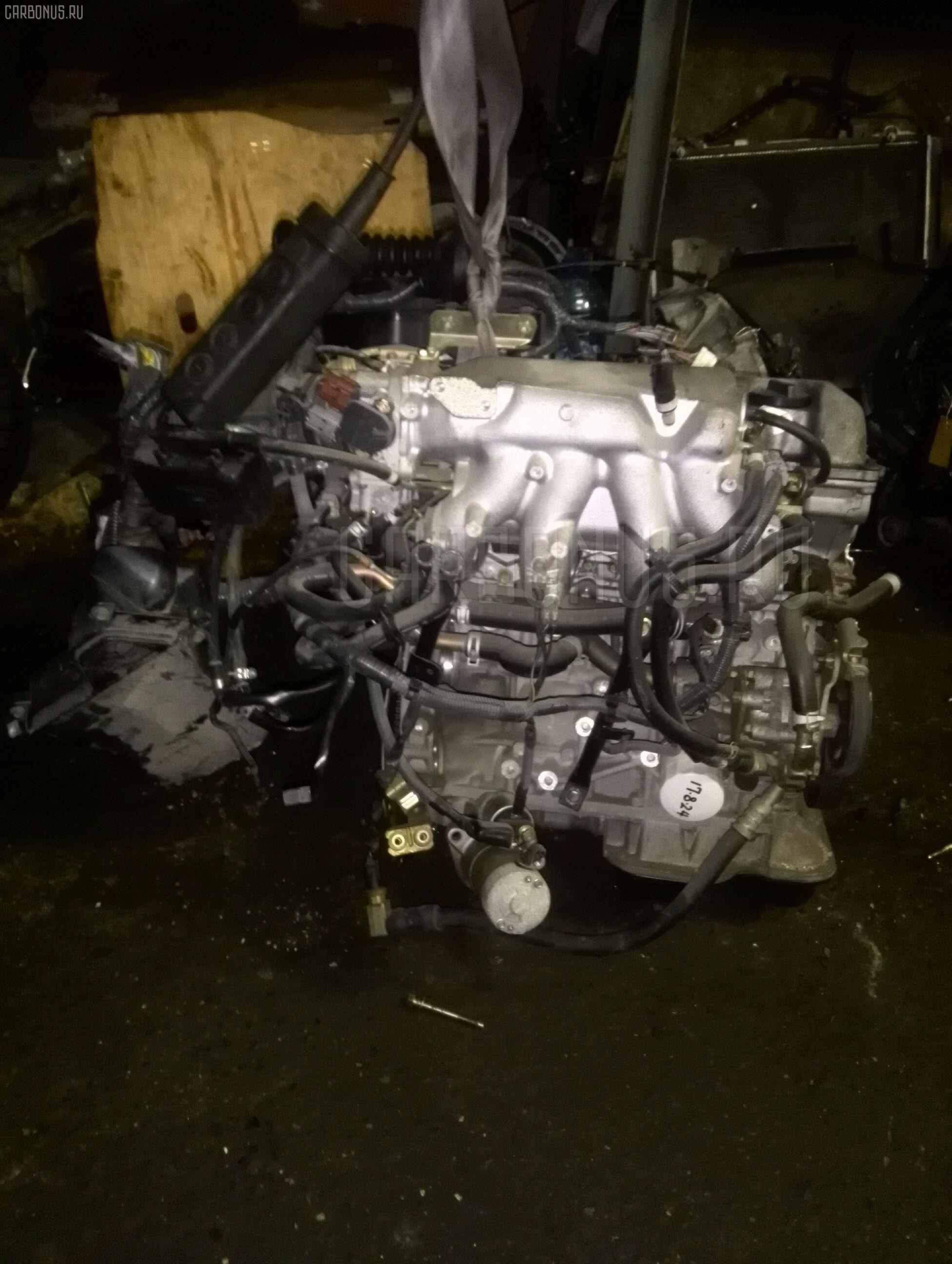 Двигатель NISSAN TINO HV10 SR20DE. Фото 4
