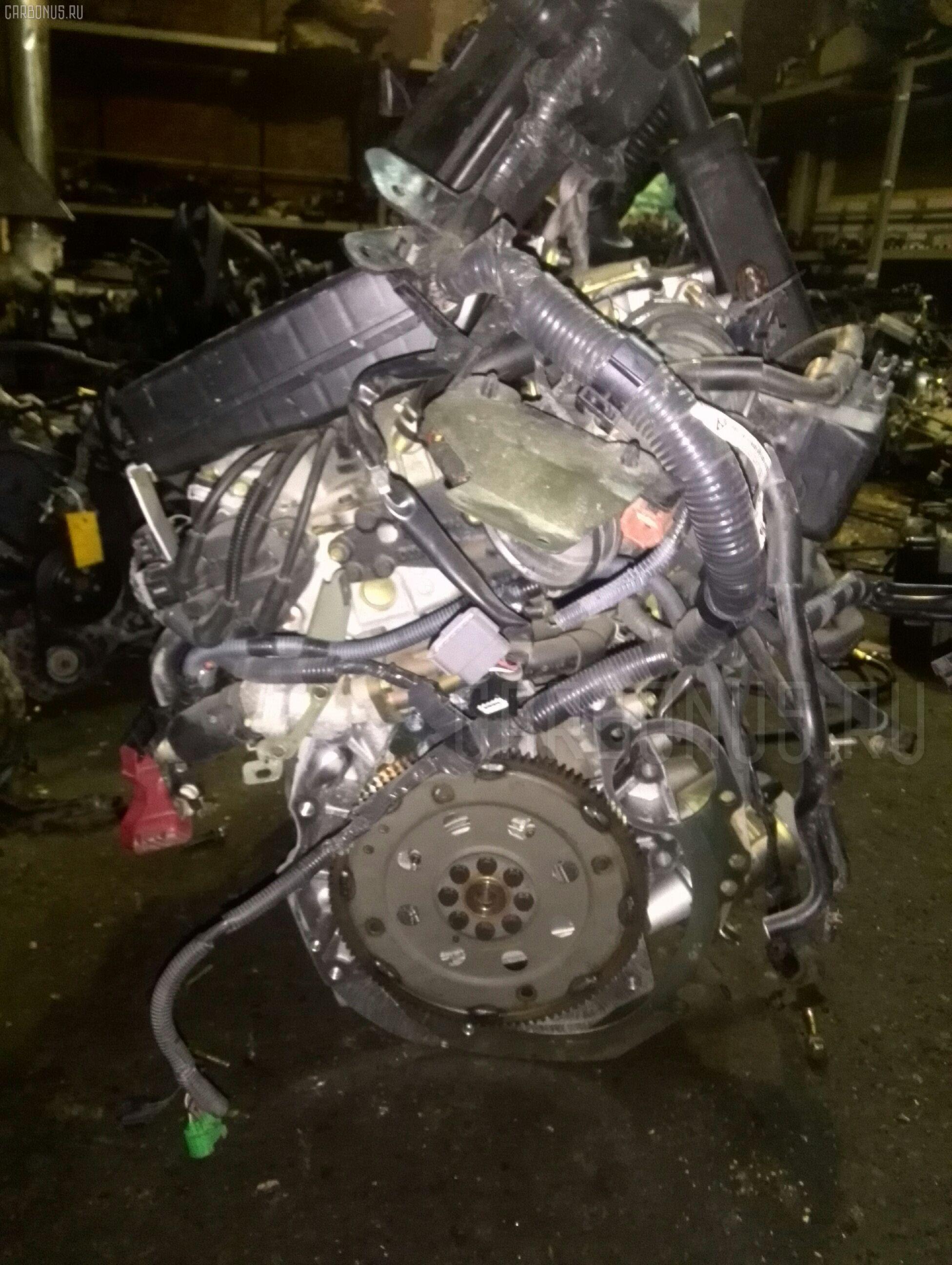 Двигатель NISSAN TINO HV10 SR20DE. Фото 2