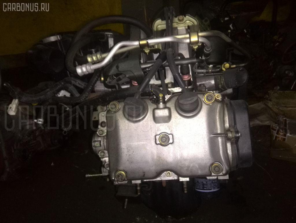 Двигатель SUBARU IMPREZA WAGON GF6 EJ18DXZVE. Фото 3
