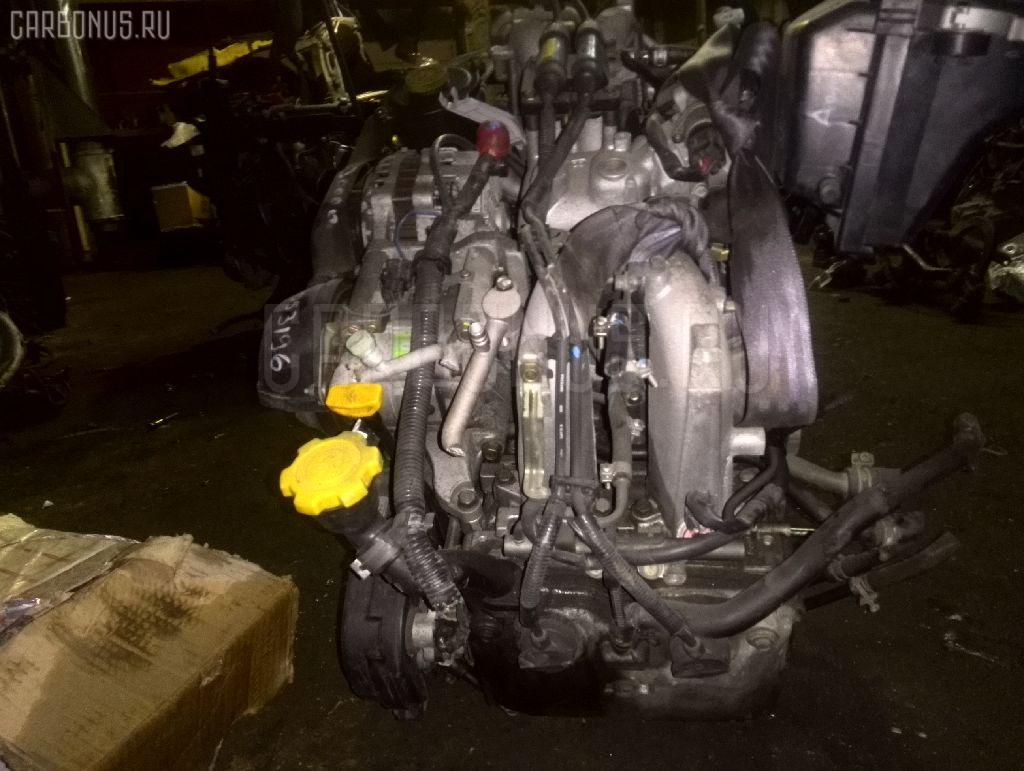 Двигатель SUBARU IMPREZA WAGON GF6 EJ18DXZVE. Фото 5