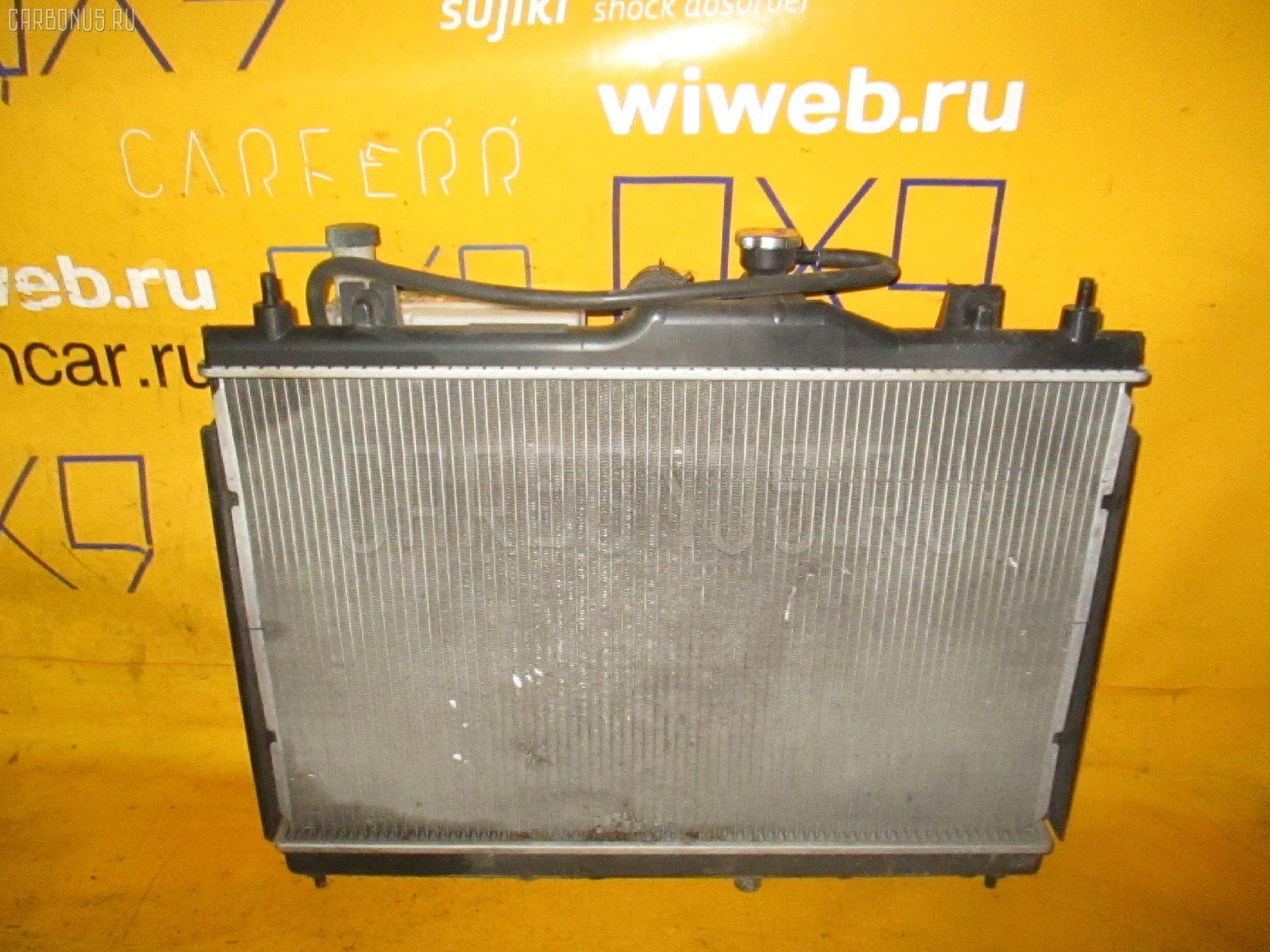 Радиатор ДВС NISSAN BLUEBIRD SYLPHY KG11 MR20DE Фото 1