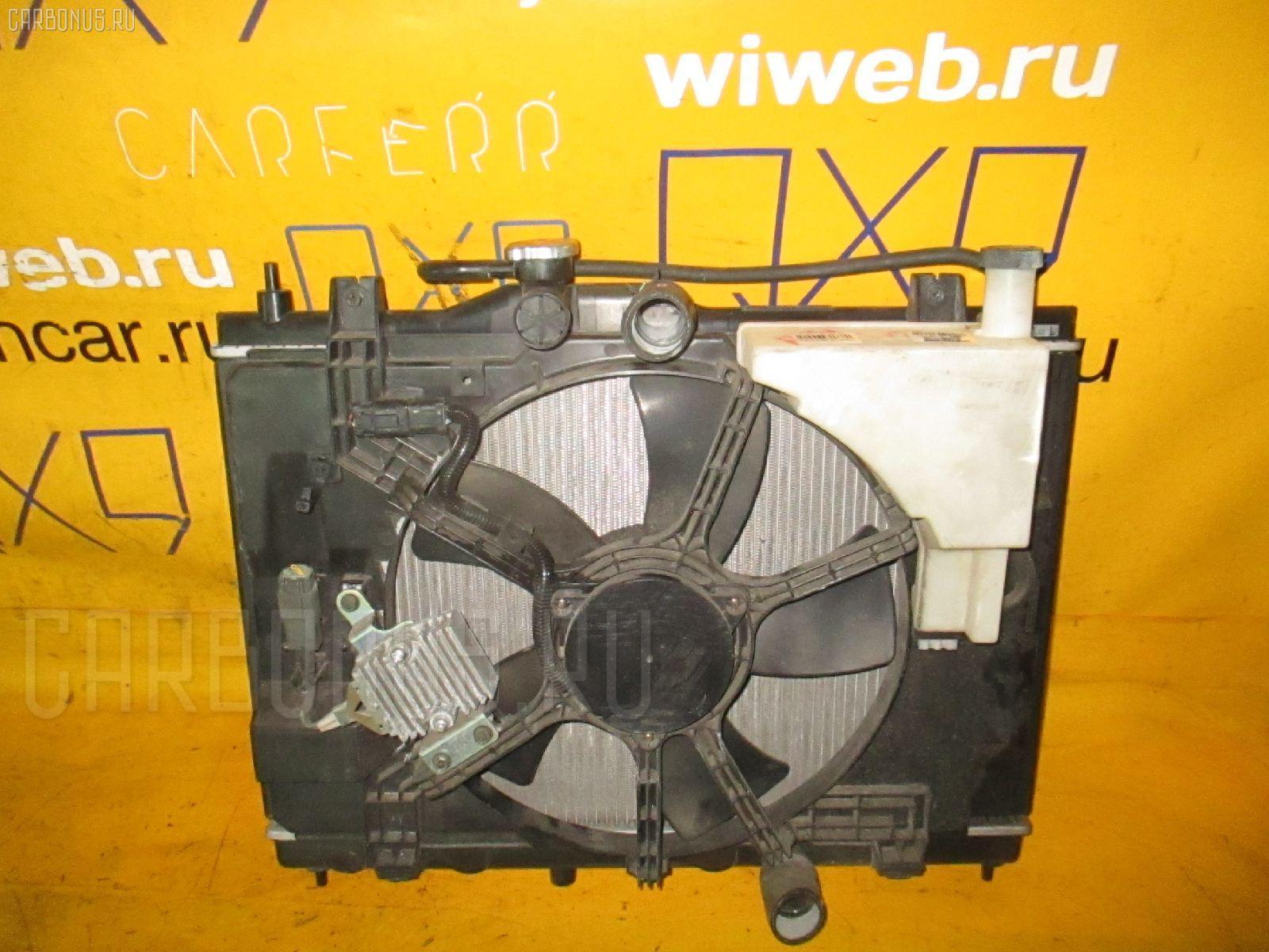 Радиатор ДВС NISSAN BLUEBIRD SYLPHY KG11 MR20DE Фото 2