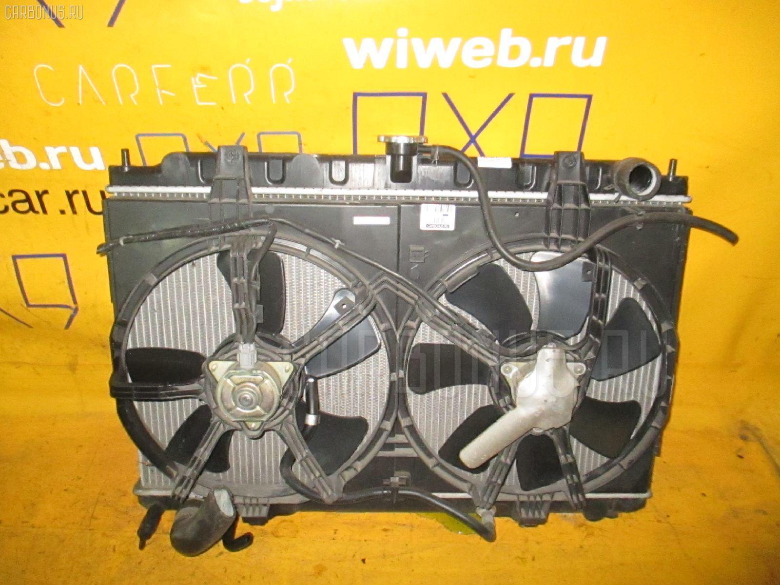 Радиатор ДВС NISSAN TINO HV10 SR20DE. Фото 11