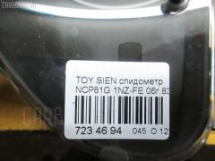 Спидометр TOYOTA SIENTA NCP81G 1NZ-FE Фото 3