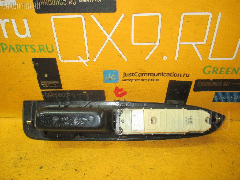 Блок упр-я стеклоподъемниками TOYOTA MARK II GX110. Фото 4