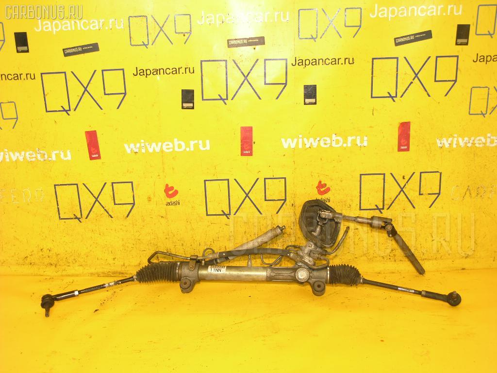 Рулевая рейка TOYOTA WISH ZNE14G 1ZZ-FE. Фото 10