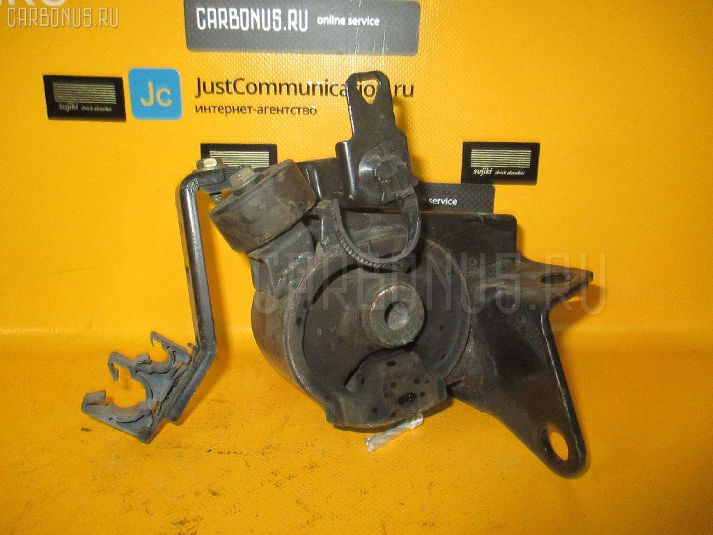 Подушка двигателя TOYOTA WISH ZNE14G 1ZZ-FE Фото 1