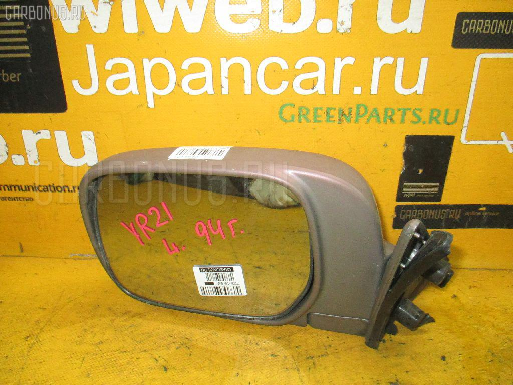 Зеркало двери боковой TOYOTA TOWN ACE YR21G. Фото 5