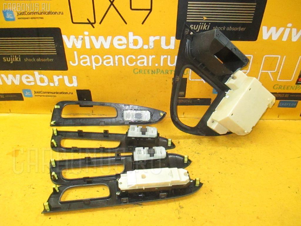 Блок управления климатконтроля Toyota Wish ZNE10G Фото 1