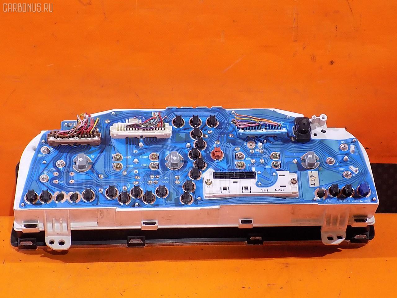 Спидометр TOYOTA CARINA AT210 4A-GE. Фото 10