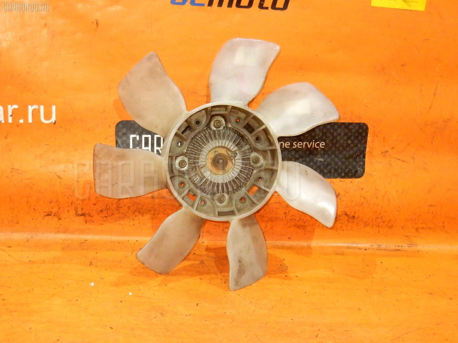 Вискомуфта TOYOTA CHASER GX100 1G-FE. Фото 10