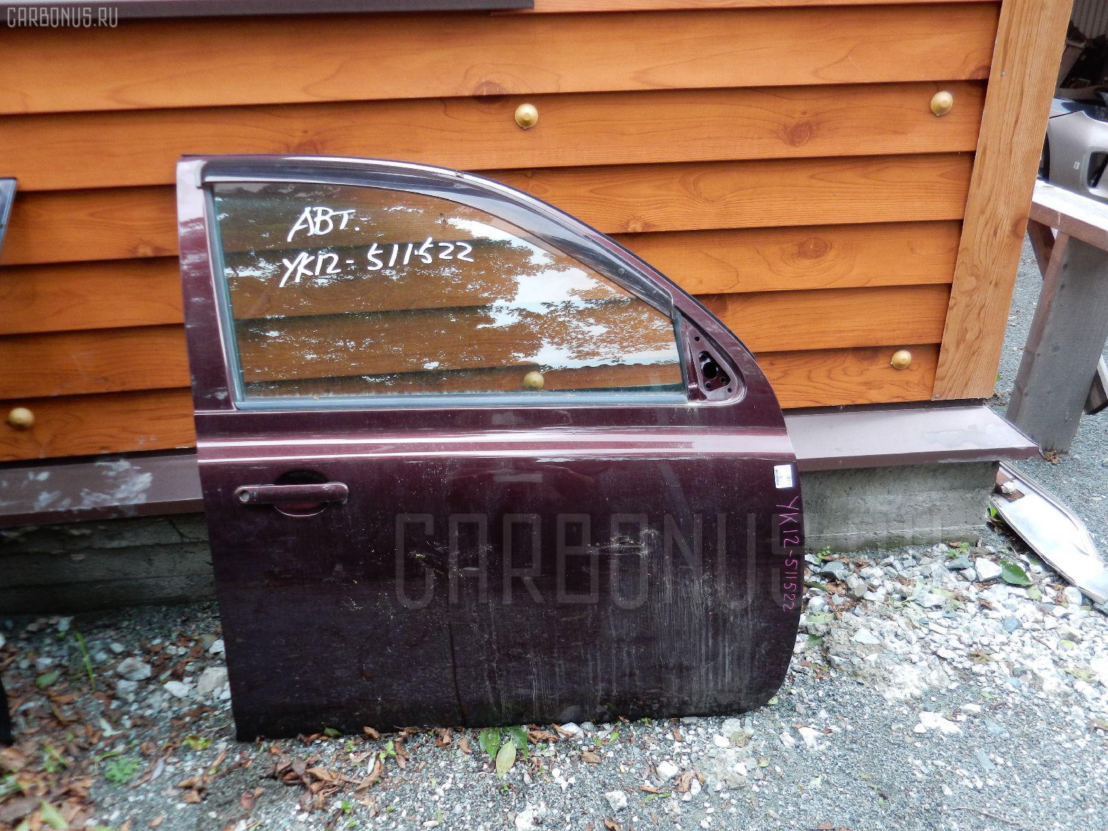 Дверь боковая NISSAN MARCH YK12 Фото 1