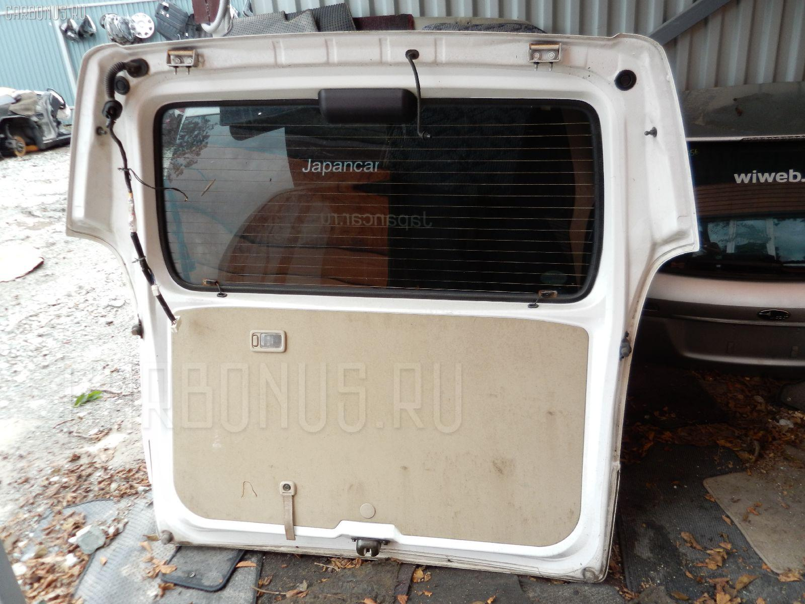 Дверь задняя Nissan Serena TC24 Фото 1
