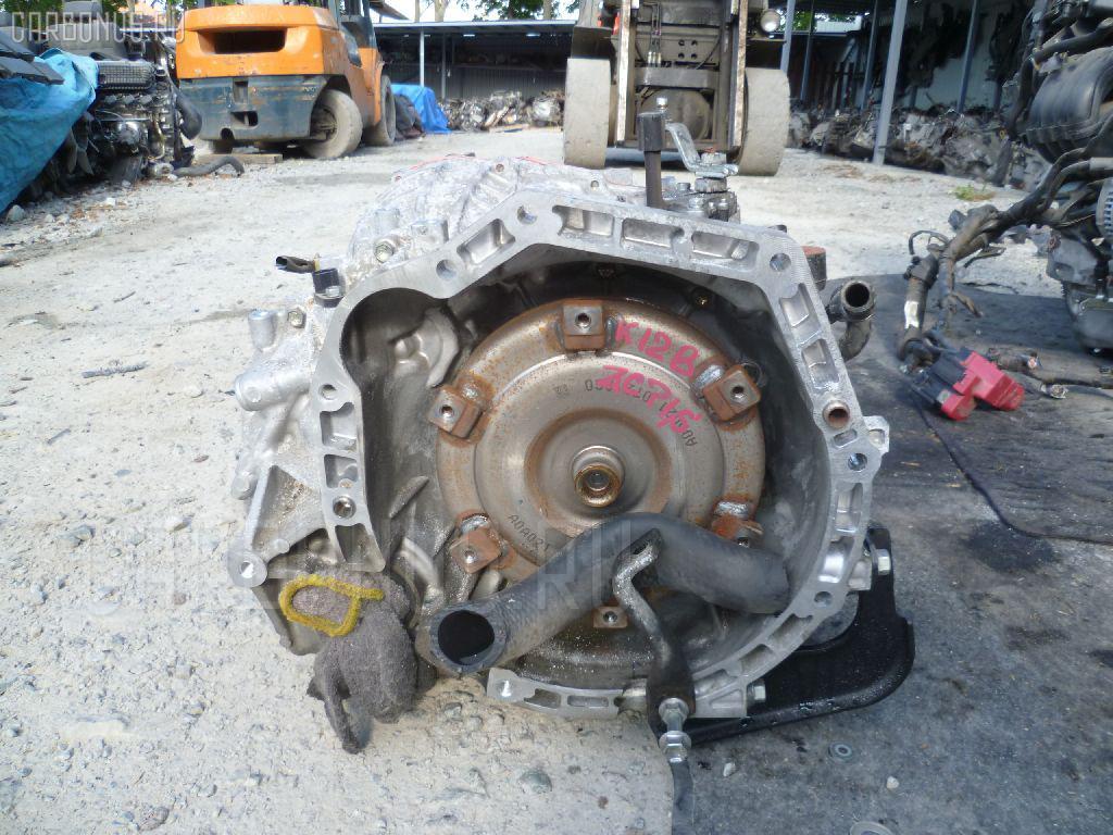 КПП автоматическая SUZUKI SWIFT ZC71S K12B Фото 3