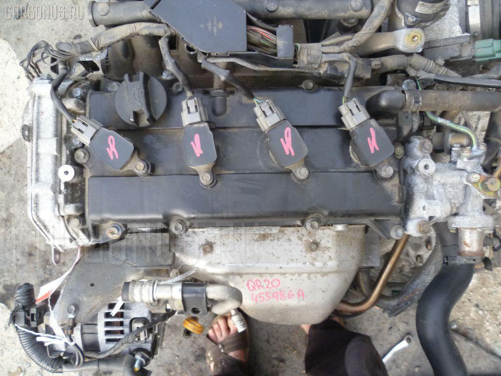 Двигатель NISSAN BLUEBIRD SYLPHY TG10 QR20DD Фото 8