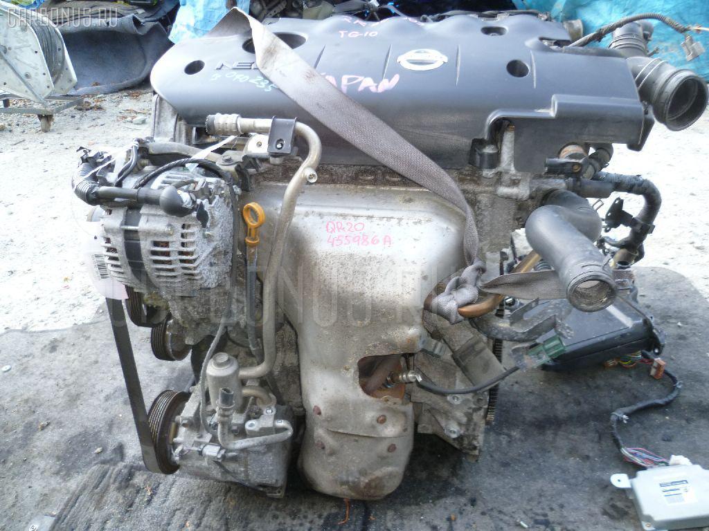 Двигатель NISSAN BLUEBIRD SYLPHY TG10 QR20DD Фото 13
