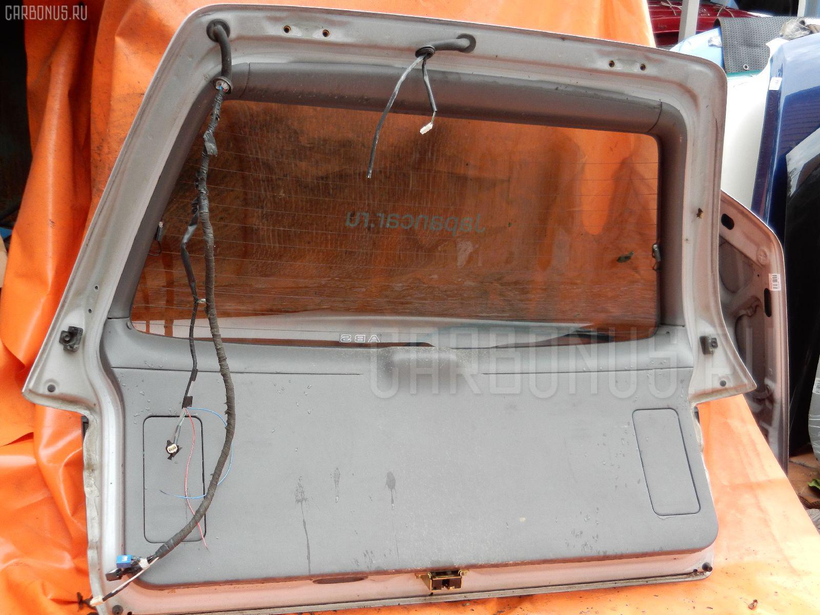 Дверь задняя TOYOTA COROLLA WAGON AE100G. Фото 9