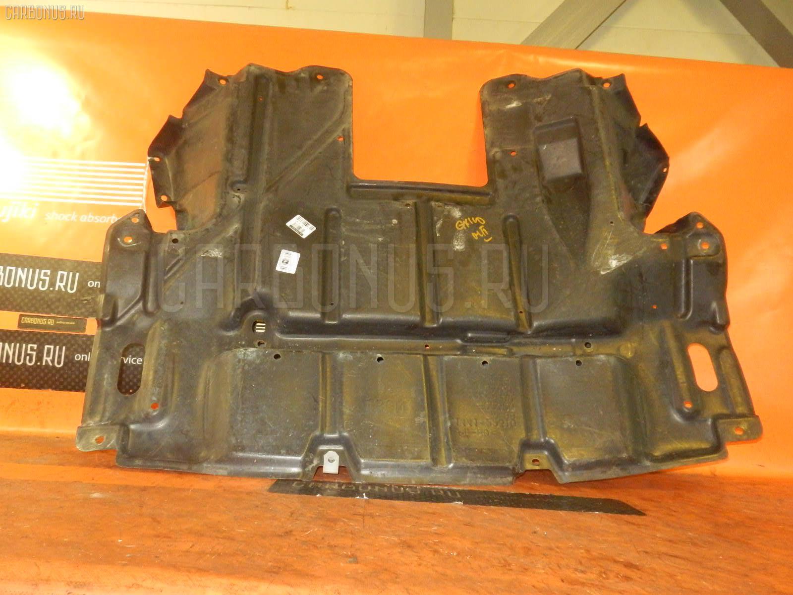 Защита двигателя TOYOTA MARK II GX110 1G-FE. Фото 7