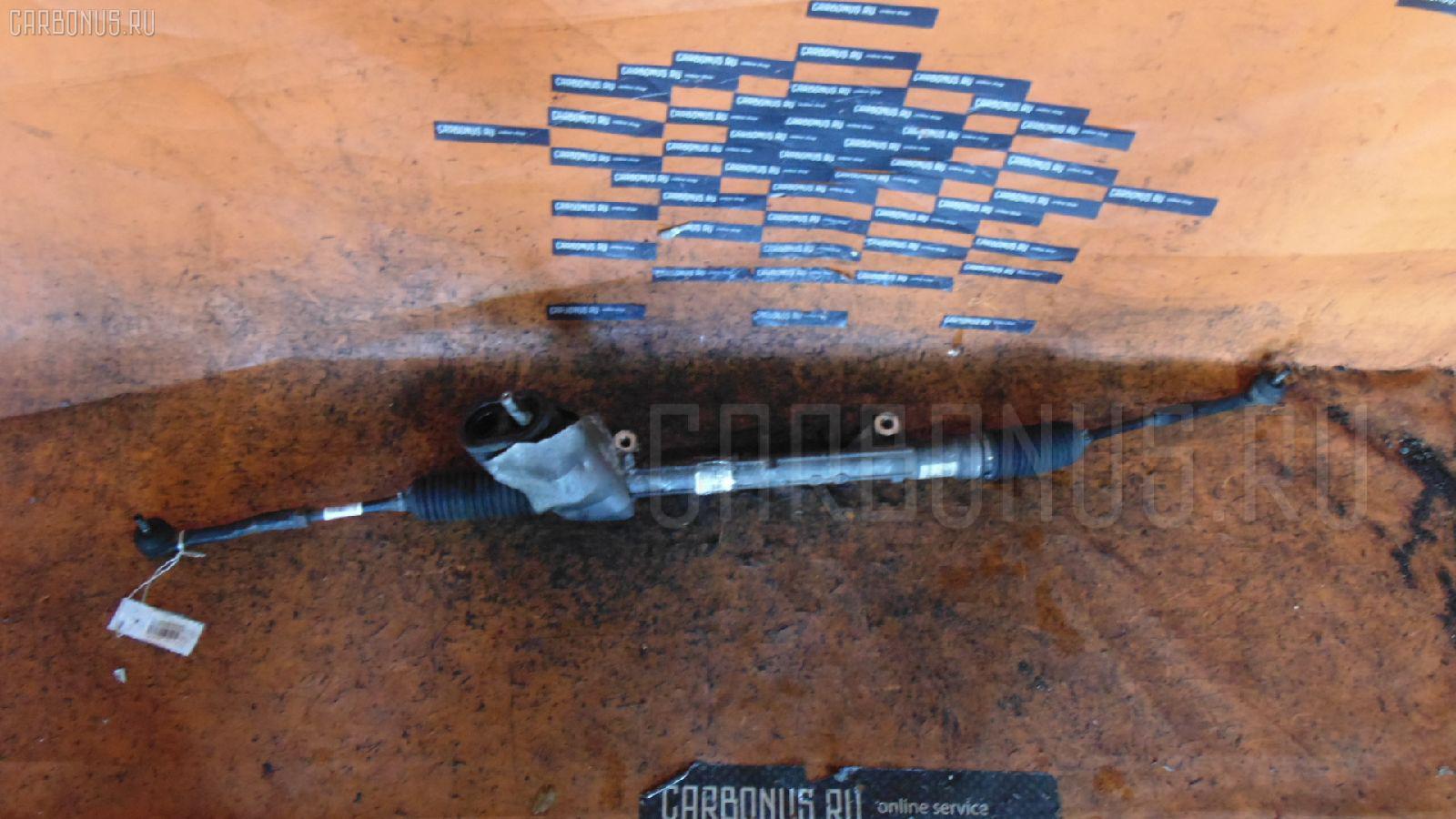 Рулевая рейка NISSAN LAFESTA B30 MR20DE Фото 4