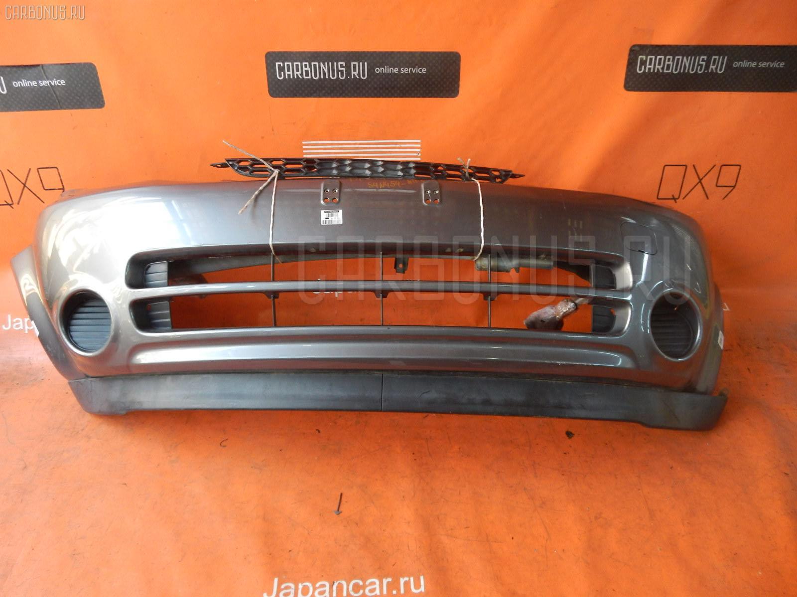 Бампер HONDA HR-V GH4 Фото 1