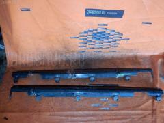 Порог кузова пластиковый ( обвес ) на Honda Stream RN5 Фото 3
