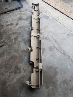 Порог кузова пластиковый ( обвес ) на Honda Stream RN5 Фото 5
