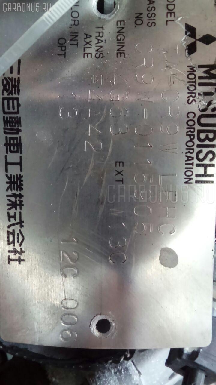 Двигатель MITSUBISHI DION CR9W 4G63. Фото 4