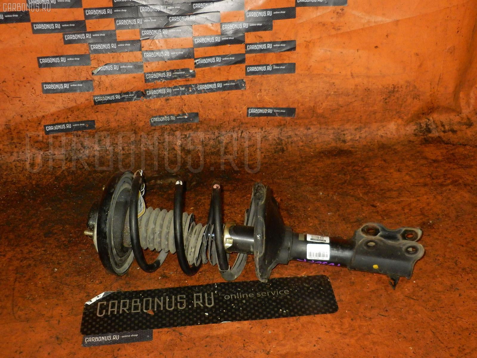 Стойка амортизатора NISSAN PRESAGE TU30 QR25DE. Фото 2