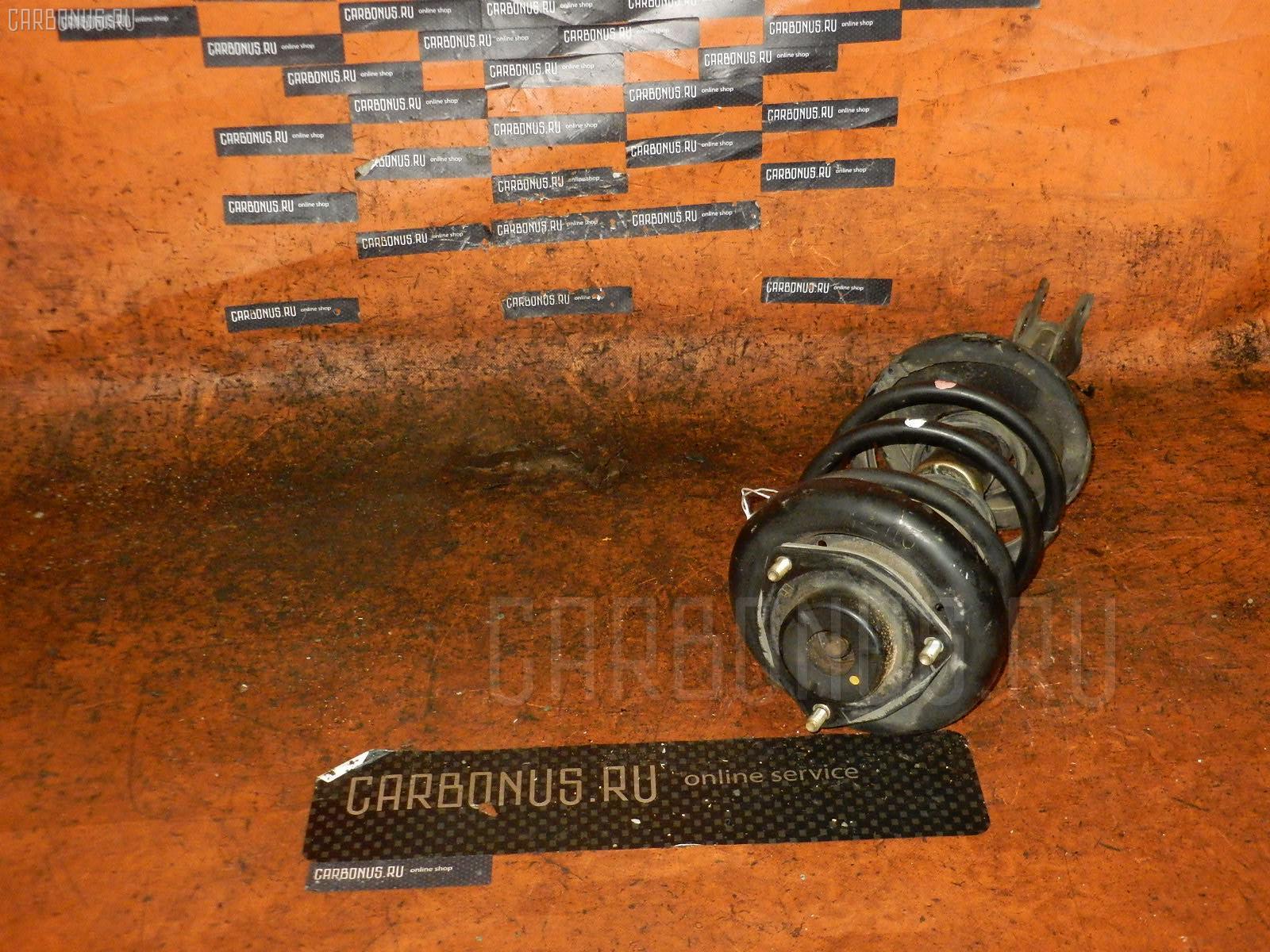 Стойка амортизатора NISSAN PRESAGE TU30 QR25DE. Фото 3