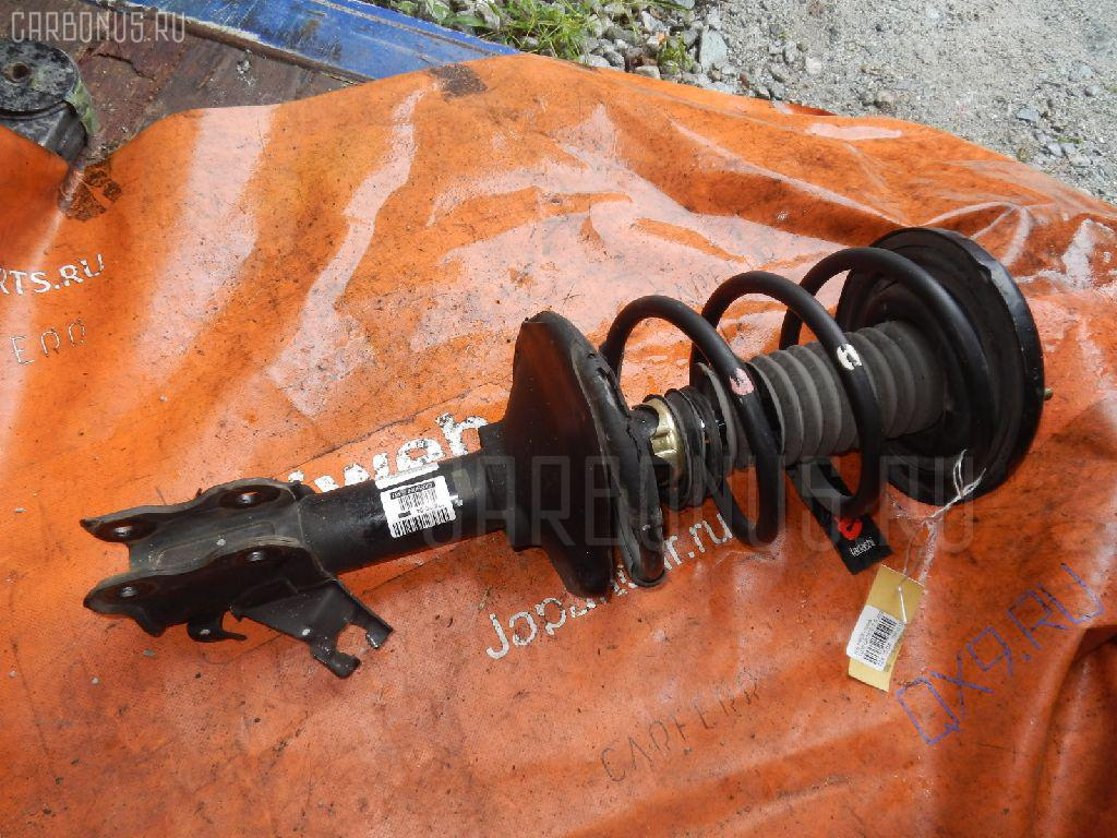 Стойка амортизатора NISSAN PRESAGE TU30 QR25DE. Фото 4