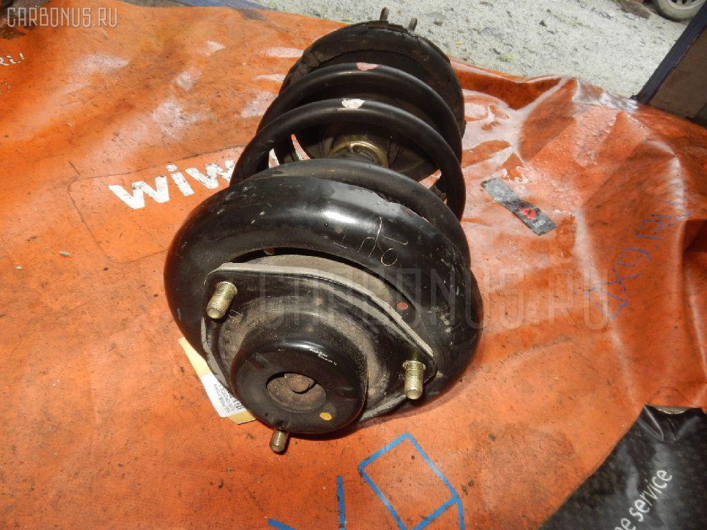 Стойка амортизатора NISSAN PRESAGE TU30 QR25DE. Фото 5