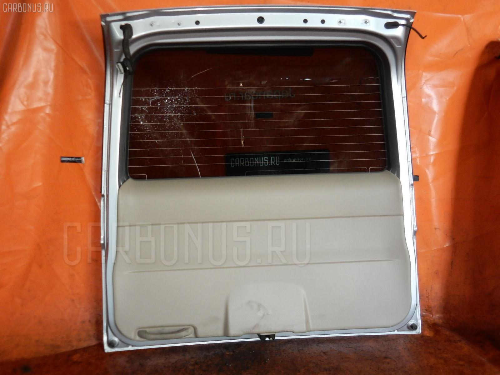 Дверь задняя HONDA STEPWGN RF4. Фото 1