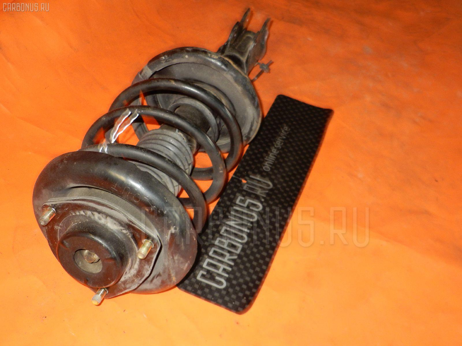 Стойка амортизатора NISSAN PRESAGE TU30 QR25DE. Фото 7