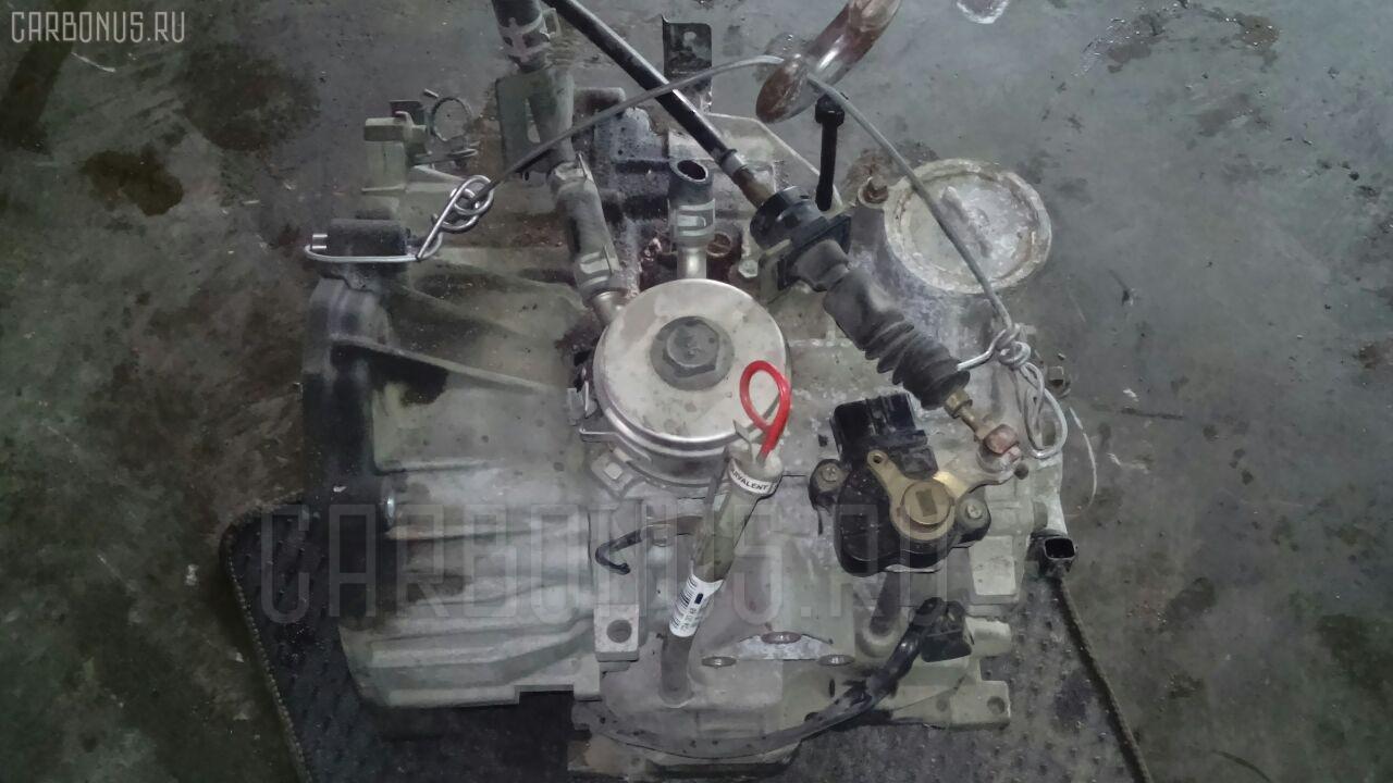КПП автоматическая SUZUKI WAGON R PLUS MA63S K10A-T. Фото 8