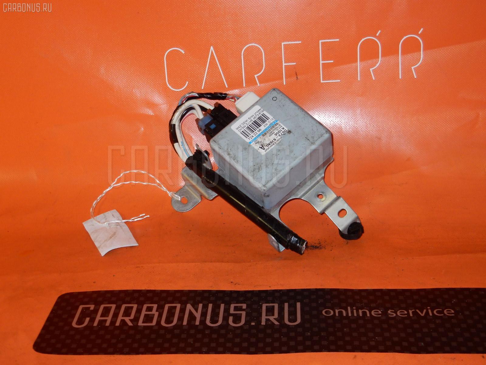 Блок управления электроусилителем руля Mazda Demio DY3W ZJ-VE Фото 1