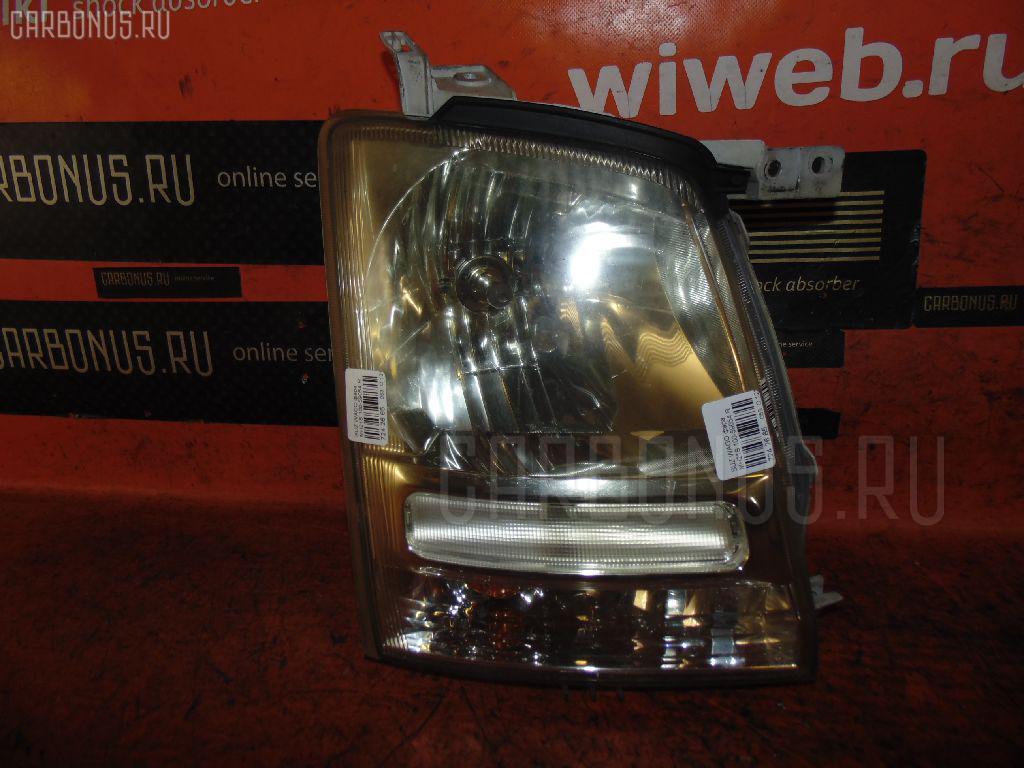 Фара SUZUKI WAGON R MH21S Фото 3