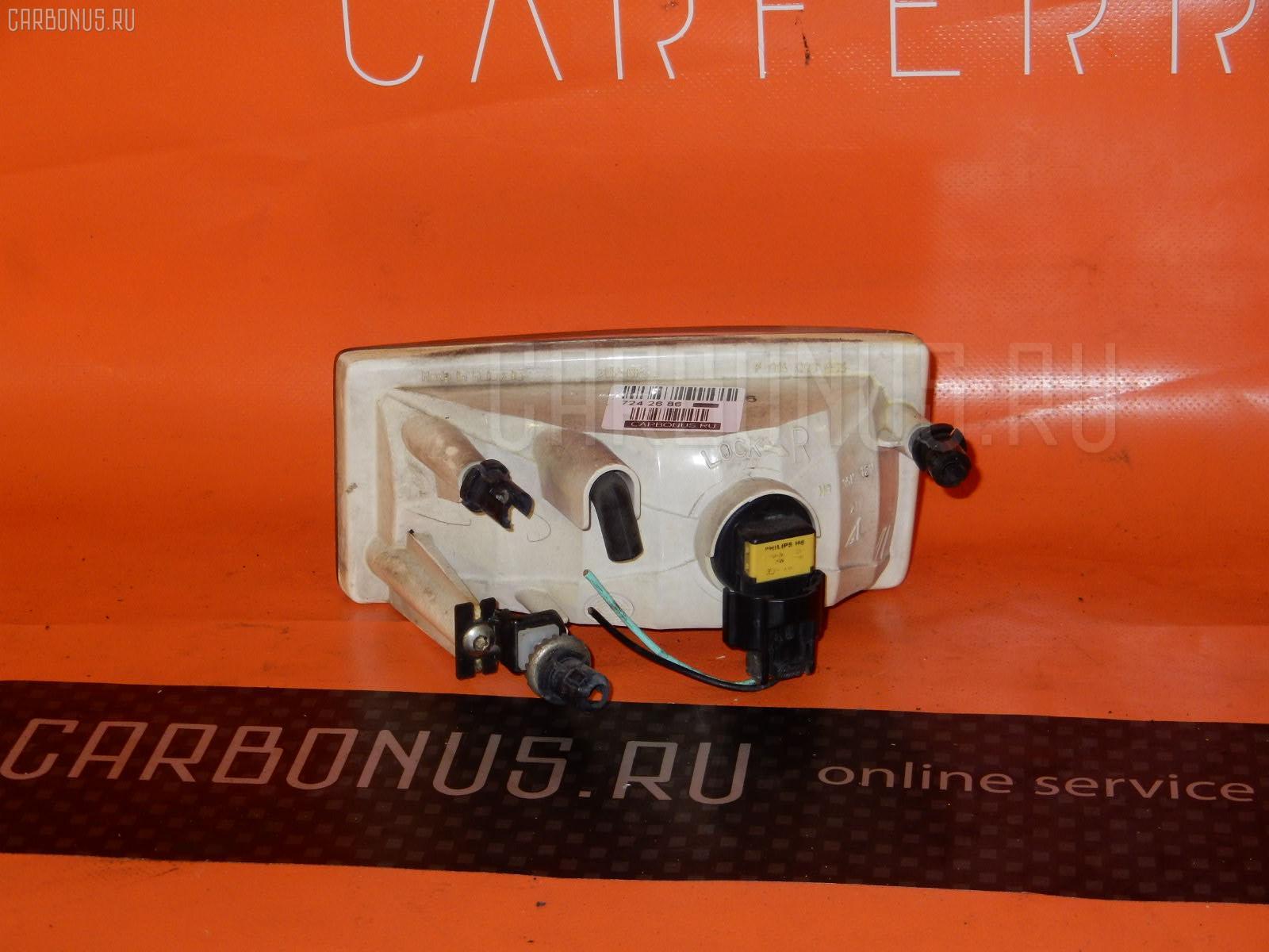 Туманка бамперная SUZUKI WAGON R MH21S Фото 3