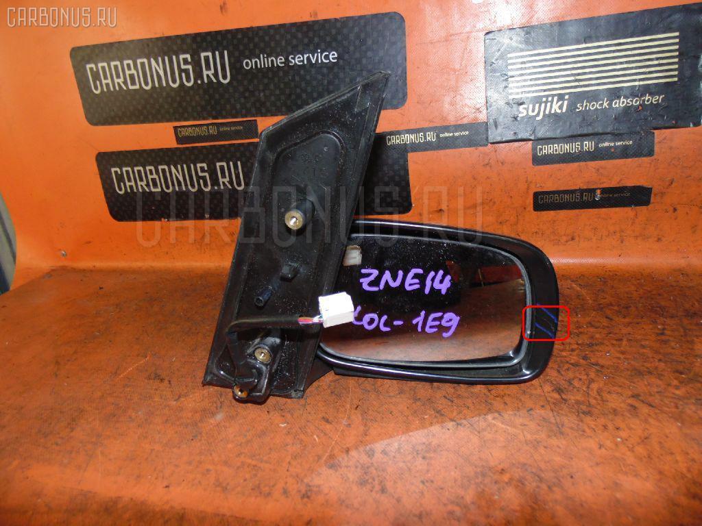 Зеркало двери боковой TOYOTA WISH ZNE14G Фото 1