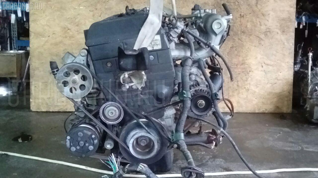 Двигатель HONDA ORTHIA EL3 B20B Фото 5