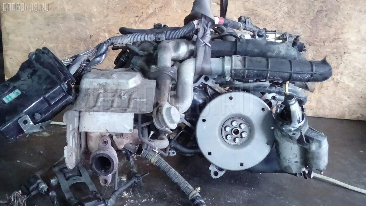 Двигатель SUZUKI EVERY DA52V F6A Фото 2