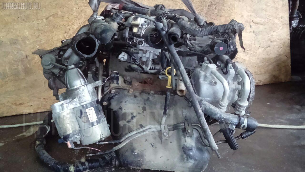 Двигатель SUZUKI EVERY DA52V F6A Фото 1