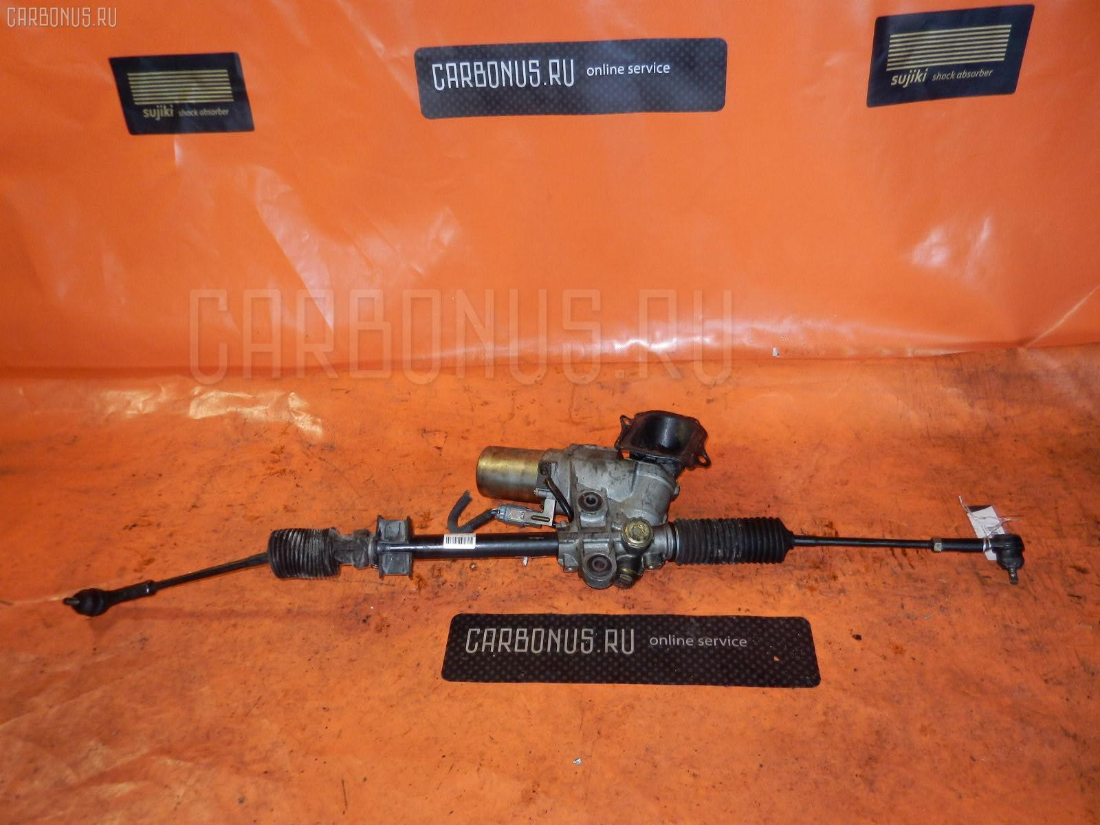 Рулевая рейка NISSAN MARCH AK11 CG13DE. Фото 1