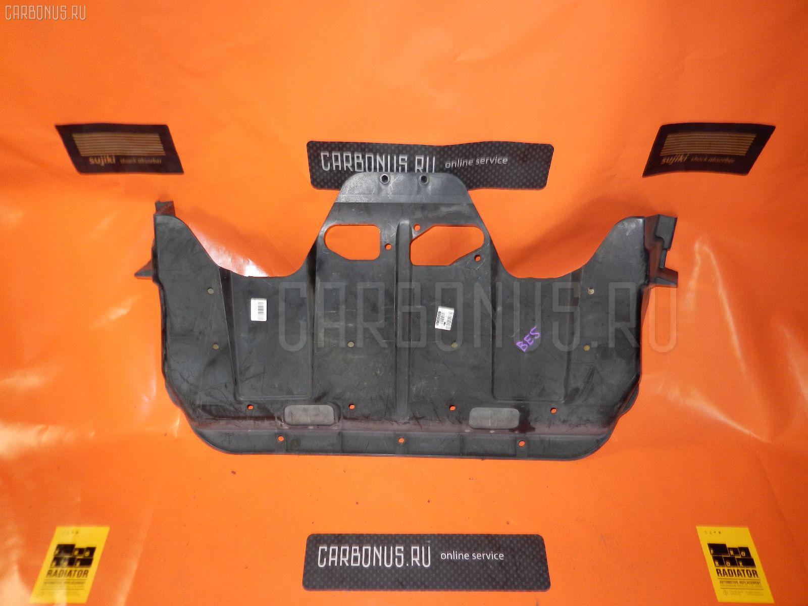 Защита двигателя SUBARU LEGACY BE5 EJ20 Фото 1